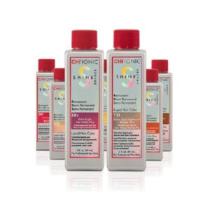 Skysti plaukų dažai CHI Ionic Shine Shades Liquid Hair Color 89ml (be amoniako)