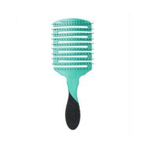 Stačiakampis plaukų šepetys WetBrush Flex Dry (turkio spalvos)