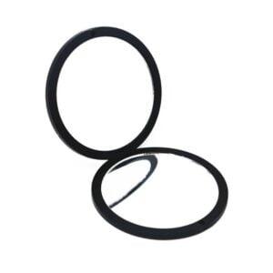 Sulankstomas kišeninis veidrodis OSOM Professional ST348B Black