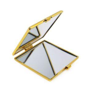 Sulankstomas kišeninis veidrodis OSOM Professional ST3512QG Gold