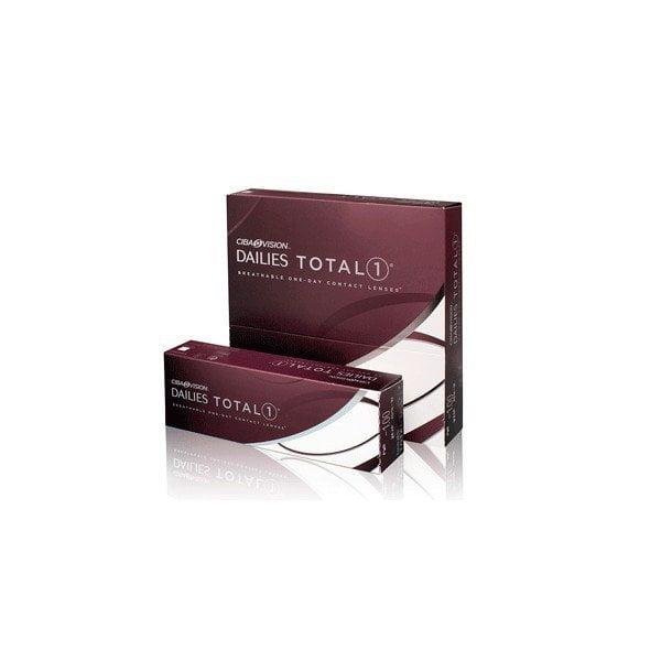 Vienadieniai kontaktiniai lęšiai Dailies Total1 (30vnt) (2)