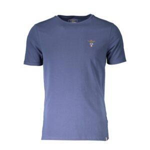 Vyriški mėlyni apatiniai marškinėliai Aeronautica Militare