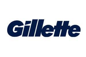 Gillette - vyriškos skutimosi priemonės