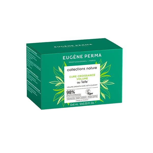 Kapsulės skatinančios plaukų augimą Eugene Perma Nature 12x6ml