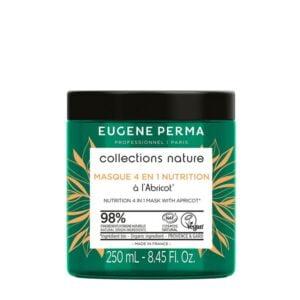 Kaukė maitinanti plaukus Eugene Perma Nature 4in1 250ml