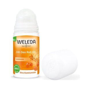 Rutulinis dezodorantas su šaltalankiais Weleda 24H 50ml