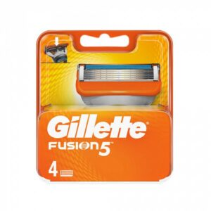 Skustuvo galvutės vyrams Gillette Fusion5 4vnt.