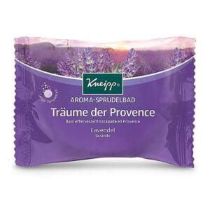 Vonios burbulas Kneipp räume der Provence 80g
