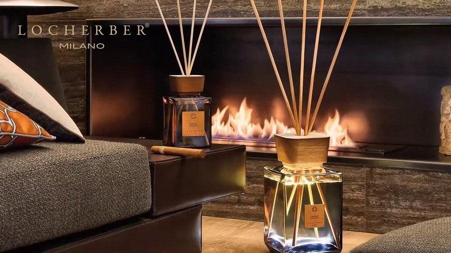 Locherber Milano namų kvapai