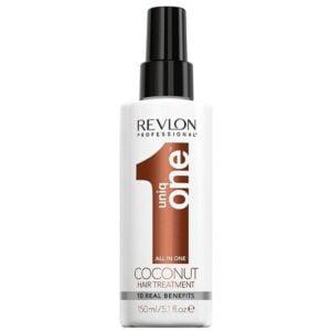 Daugiafunkcė priemonė plaukams Revlon Uniq One Coconut Treatment 150ml