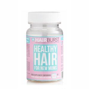 Maisto papildai moterims po gimdymo Hairburst Healthy Hair 30vnt