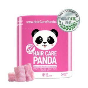 Maisto papildai plaukams Hair Care Panda 300g (60vnt.)