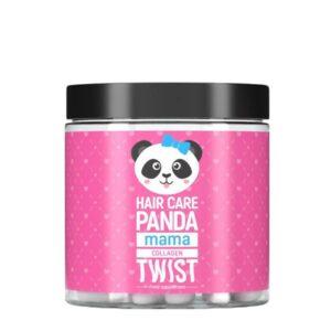 Maisto papildai plaukų stiprinimui po nėštumo Hair Care Panda Collagen Twist 30vnt