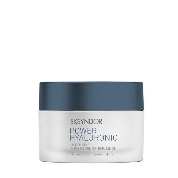 Emulsija intensyviai drėkinanti mišrią veido odą SKEYNDOR Power Hyaluronic 50ml