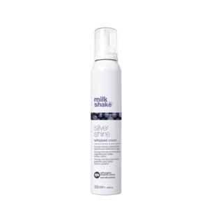Putos plaukų struktūros kondicionavimui Milk_Shake Silver Shine 200ml