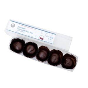 Šokoladiniai saldainiai su kolagenu Bon-Bon GMT Beauty 42.5g