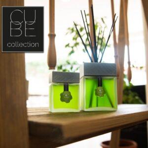 Namų kvapas THD Cube Collection Crystal 200ml