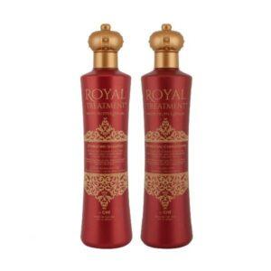 Rinkinys plaukų drėkinimui CHI Royal Farouk Duo 355ml+355ml