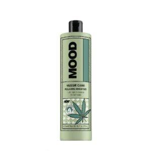 Šampūnas atpalaiduojantis plaukus Mood Veggie Care 500ml