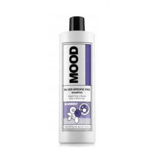 Šampūnas pilkiems plaukų atspalviams MOOD Silver Specific 1L