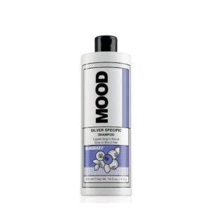 Šampūnas pilkiems plaukų atspalviams MOOD Silver Specific 400ml