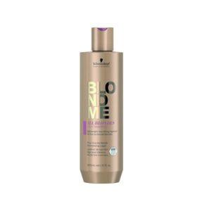 Šampūnas šviesintiems normaliems ir ploniems plaukams Schwarzkopf Professional Blond Me 300ml