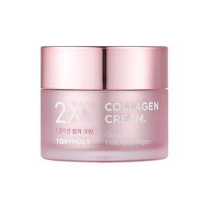 veido-kremas-su-kolagenu-TONYMOLY-2X®-Collagen-50ml